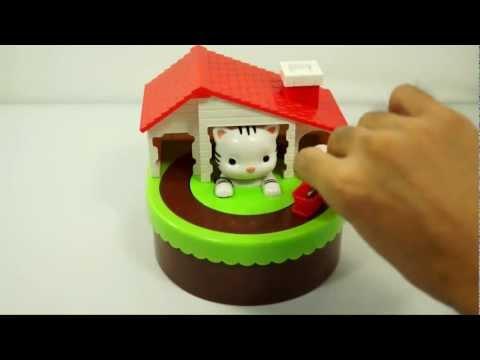 Super Cute Kitty Coin Bank/ Money Saving Bank- Best Gift For Children