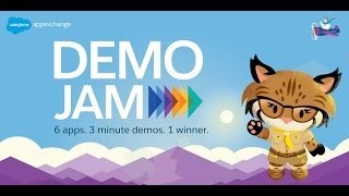 AppExchange Demo Jam for Finance - May 2017