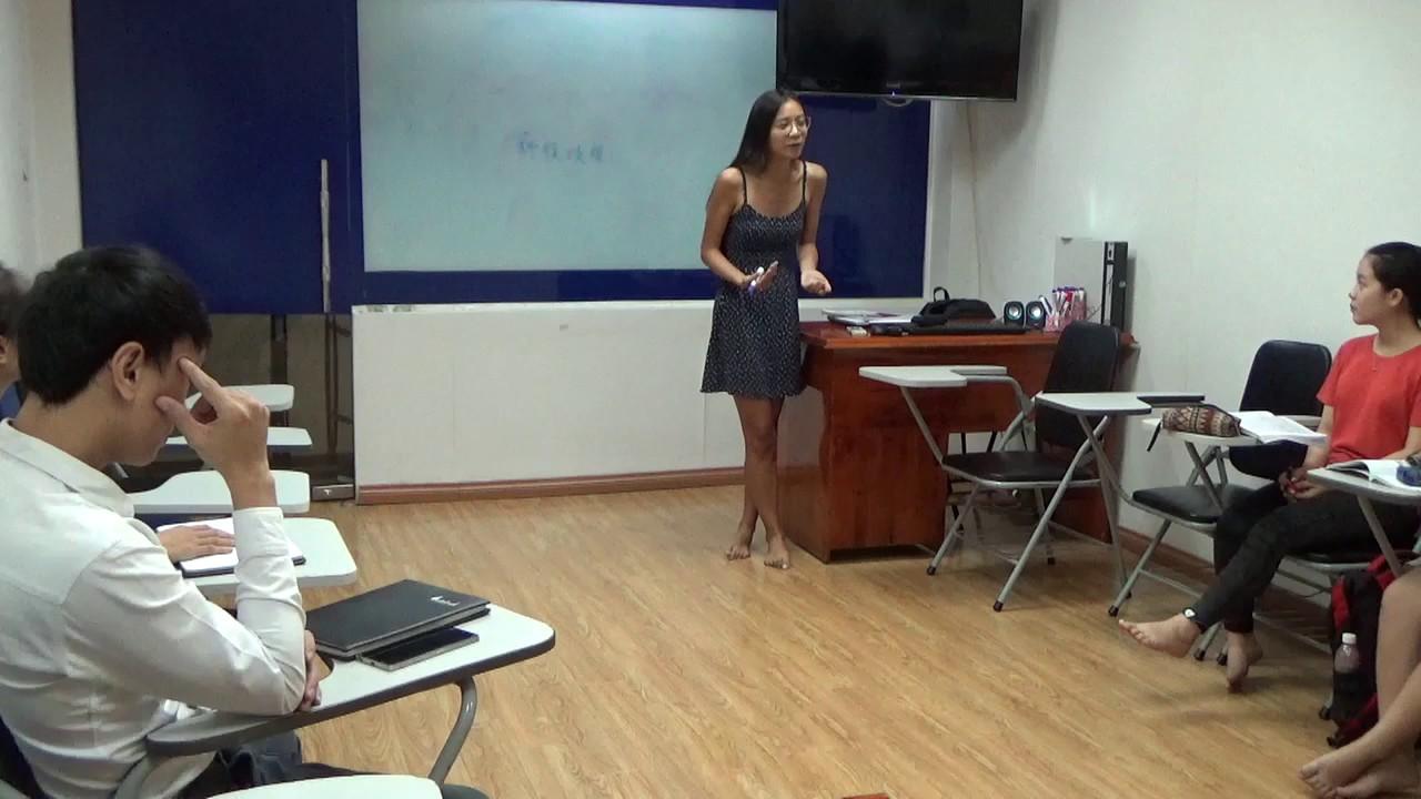 Học tiếng Trung online – Học tiếng Trung online – Lớp học trung cấp 3 (GV Đài Loan) (buổi 13)