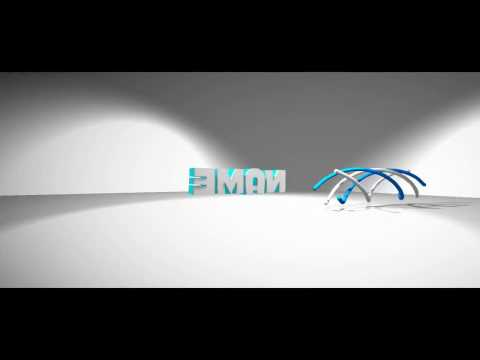 FREE White & Blue Minecraft Audio 3D Intro Template #44 (panzoid)