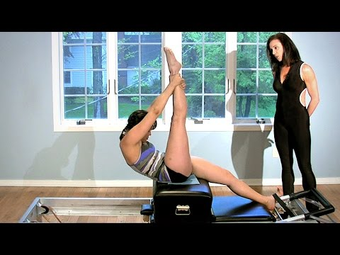 Pilates Beginner Reformer WORKOUT with Kathi Ross Nash