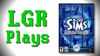 lGR Plays - The Sims Makin' Magic