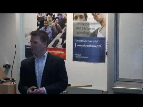 Speaker Series: David Landers, Manager of Business Energy, Management at Puget Sound Energy 5/5