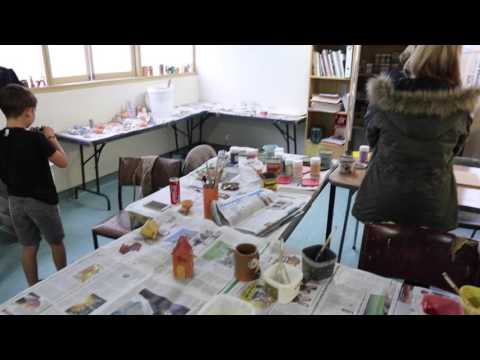 Kids Clay Class with Raewyn Neale | UXBRIDGE Arts & Culture