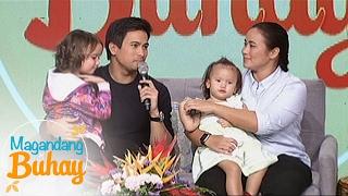 Magandang Buhay: Sam as a brother