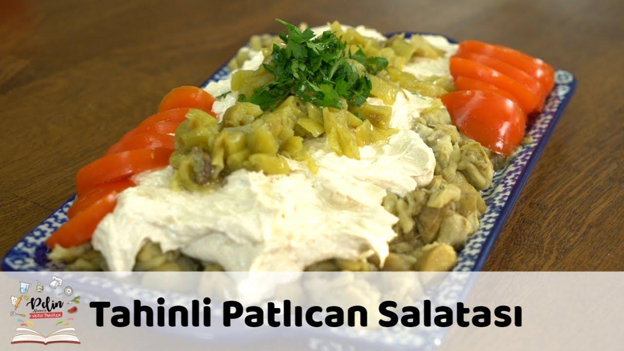 Tahinli Piyaz -Antalya Usulü