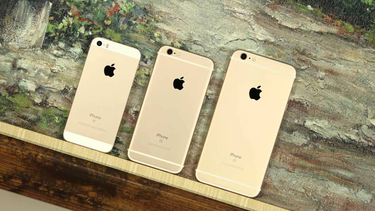 9e058048446 iPhone SE vs iPhone 6S vs iPhone 6S Plus  Which One to Buy  - YouTube