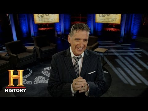 """""""Greatest Gangster"""" Top 3 Moments (Episode 16)   Join or Die with Craig Ferguson   History"""