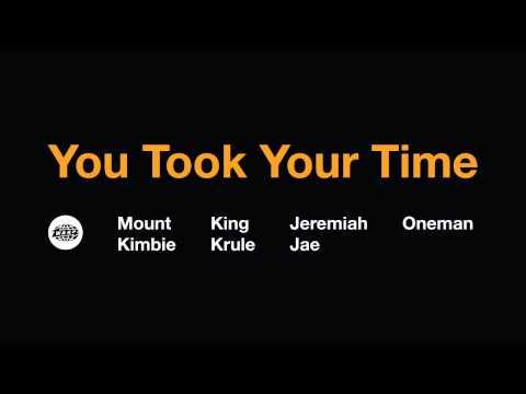 mount kimbie you took your time oneman remix feat jeremiah jae