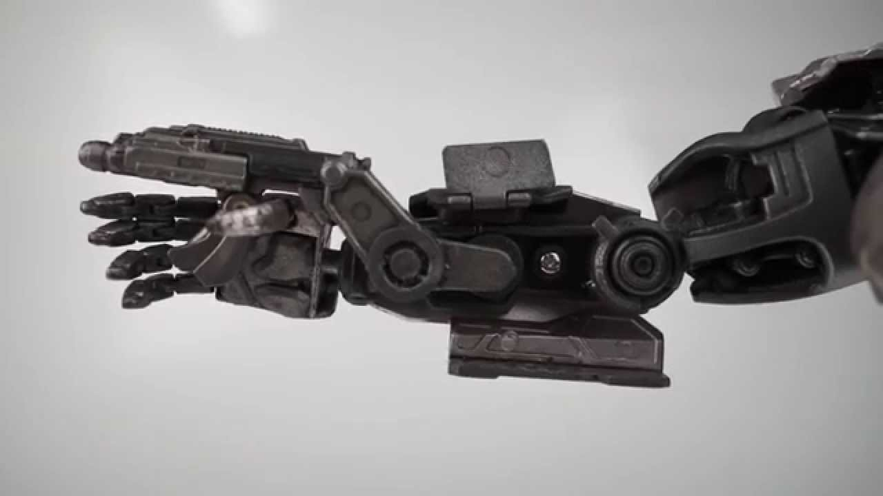 threezero robocop em208 pistols mechanism youtube