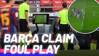 FC Barcelona-Real Madrid: the sound recording that's completely embarrassed the referee | Oh My Goal
