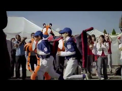 Kelloggs Frosted Flakes (Little League around the globe) (2009) Commercial