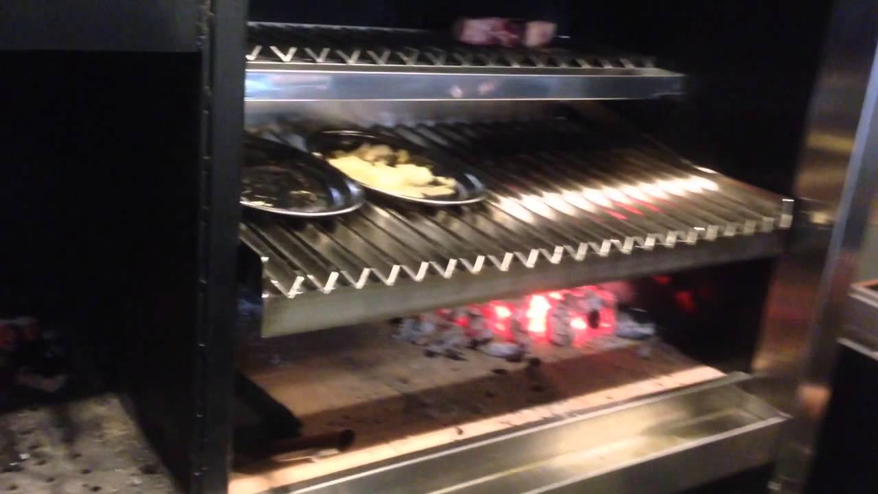 Parrilla Vulcano Gres Estacion Gourmet Valladolid