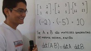 Teorema de Binet