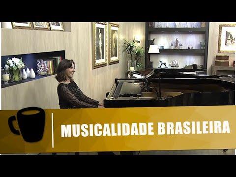 Musicalidade Brasileira com a pianista Jaci Toffano - Tribuna Independente - 02/11/18