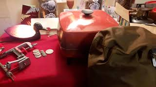 Great garage sale  finds at unbelievable bargains! T.Y. Flea Market Coin Hunters 4 the inspiration!