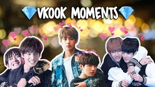 ♡ VKook Moments ♡