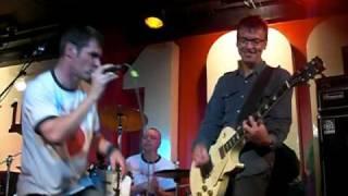 The Purple Chords - Teenage Kicks live at the 100 Club.
