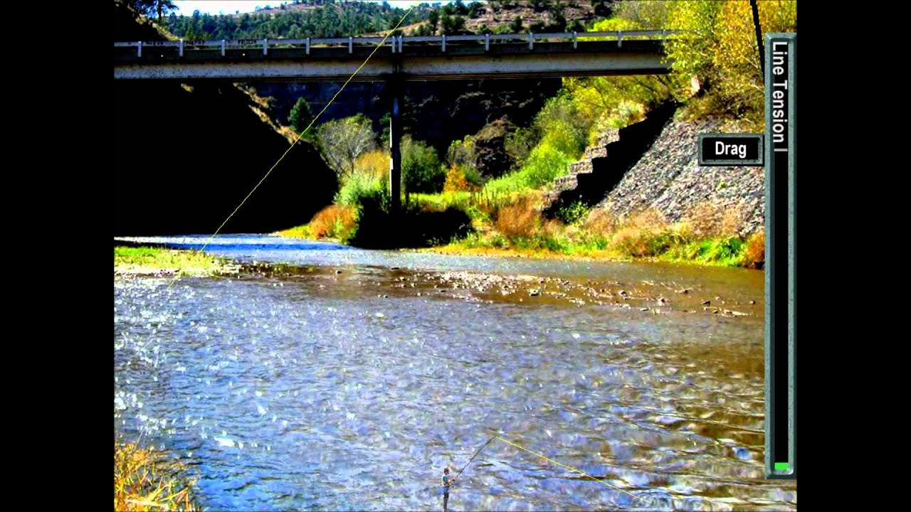 Fishing the gila river arizona with yellowstone7 youtube for Gila river fishing