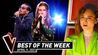 The best performances this week on The Voice | HIGHLIGHTS | 09-04-2021