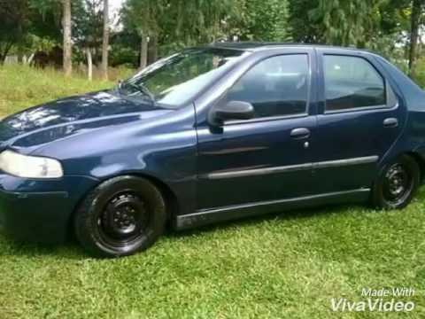 Fiat Siena G2 Rebaixado  Baixos Lajaika