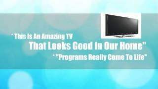 LG 42LV5500 TV - Watch This To Discover The Sophisticated Features Of The LG 42LV5500