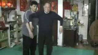 吳式太極拳應用法~白鶴亮翅