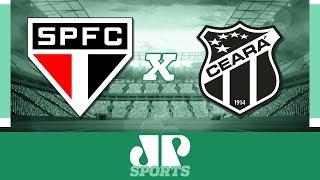 São Paulo 1 x 0 Ceará - 18/08/19 - Brasileirão