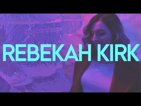 Rebekah Kirk - Ocean Lullaby | ICE SESSIONS