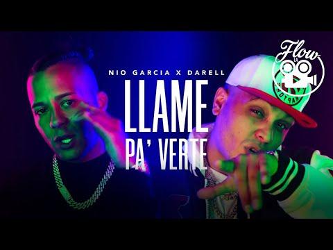 Смотреть клип Nio Garcia & Darell - Llame Pa Verte