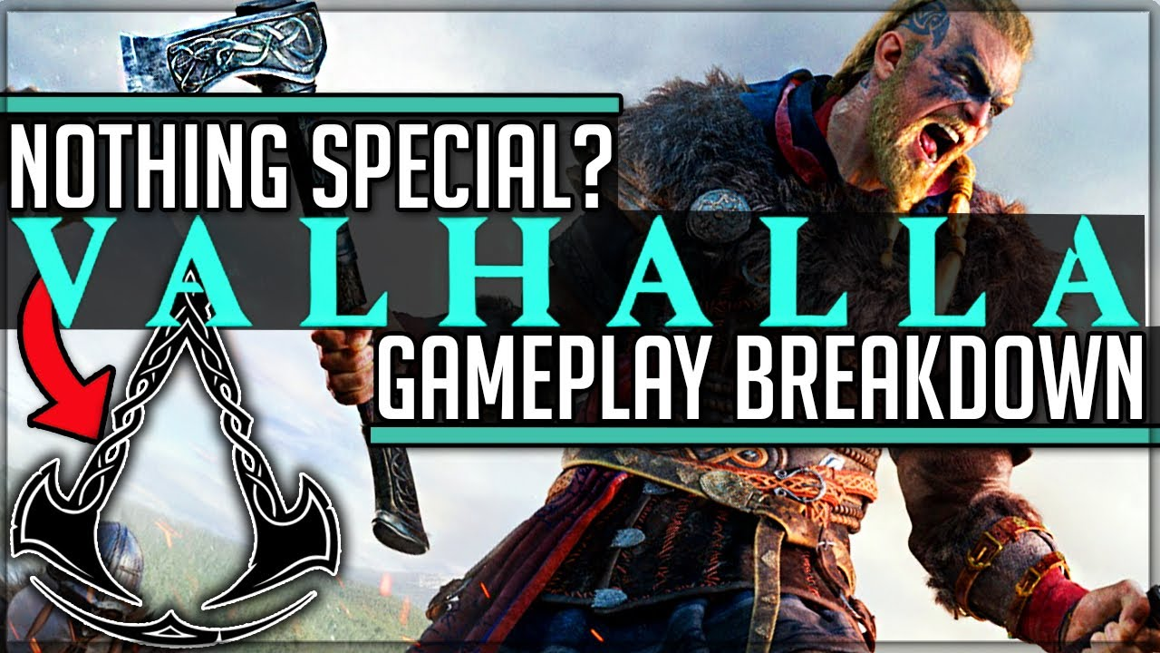 Is Assassin's Creed Valhalla a Waste of Your Time? #assassinscreedvalhalla