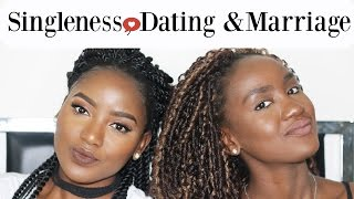 Part 2: Singleness, Dating & Marriage
