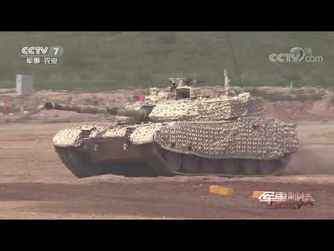 Chinese tanks and armored vehicles