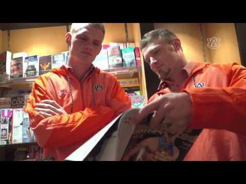 Auburn Football: Kicker, Snapper, Holder
