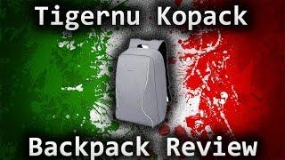 Tigernu Kopack Backpack Review!