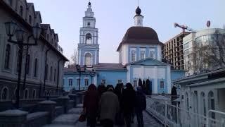 Крестный ход. Часть 2. Марфо-Мариинский женский  монастырь