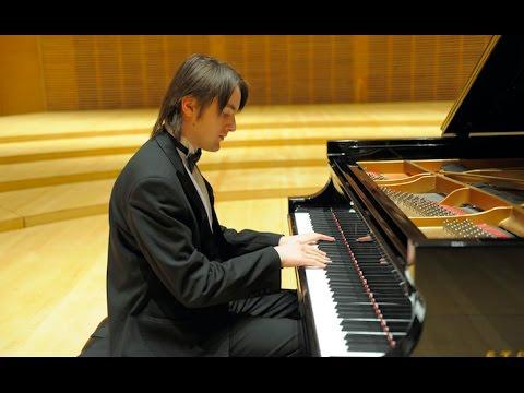 Daniil Trifonov plays Debussy, Chopin, Schumann, Ravel - live 2013