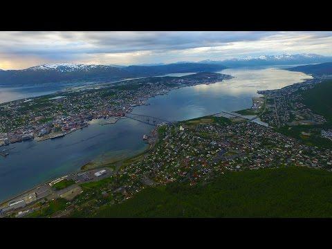 Northern Norway - Aerial Drone Showreel 4K