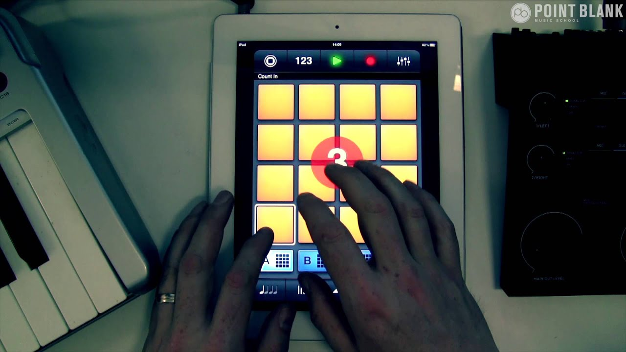 How to make beats with iMaschine and Ableton Live