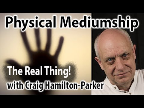 Shocking Physical Mediumship Demonstration Hoax | Medium Exposes Fake Mediumship and Ectoplasm