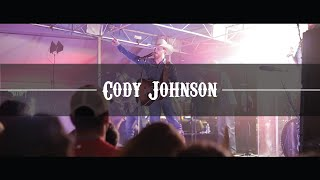"Cody Johnson ""Ride with me""! Live at the Rio Grande Livestock Show."