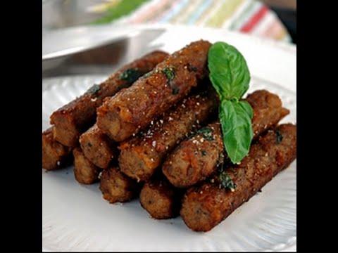Vegan Sausage LIVE COOKING Class