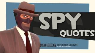 TF2: Spy quotes [2013 download link]