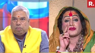 arnab goswami debate