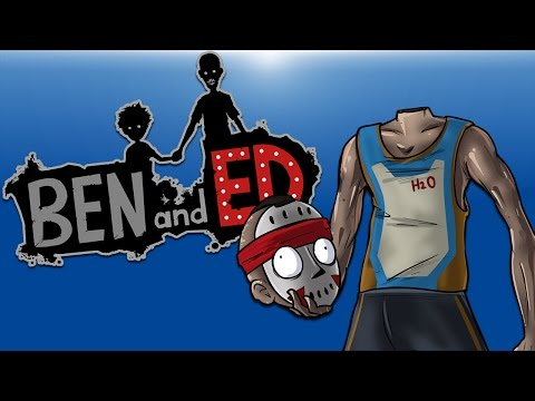 Ben And Ed Ep.3 (STAY IN THE LIGHT!!!) I will not be defeated!