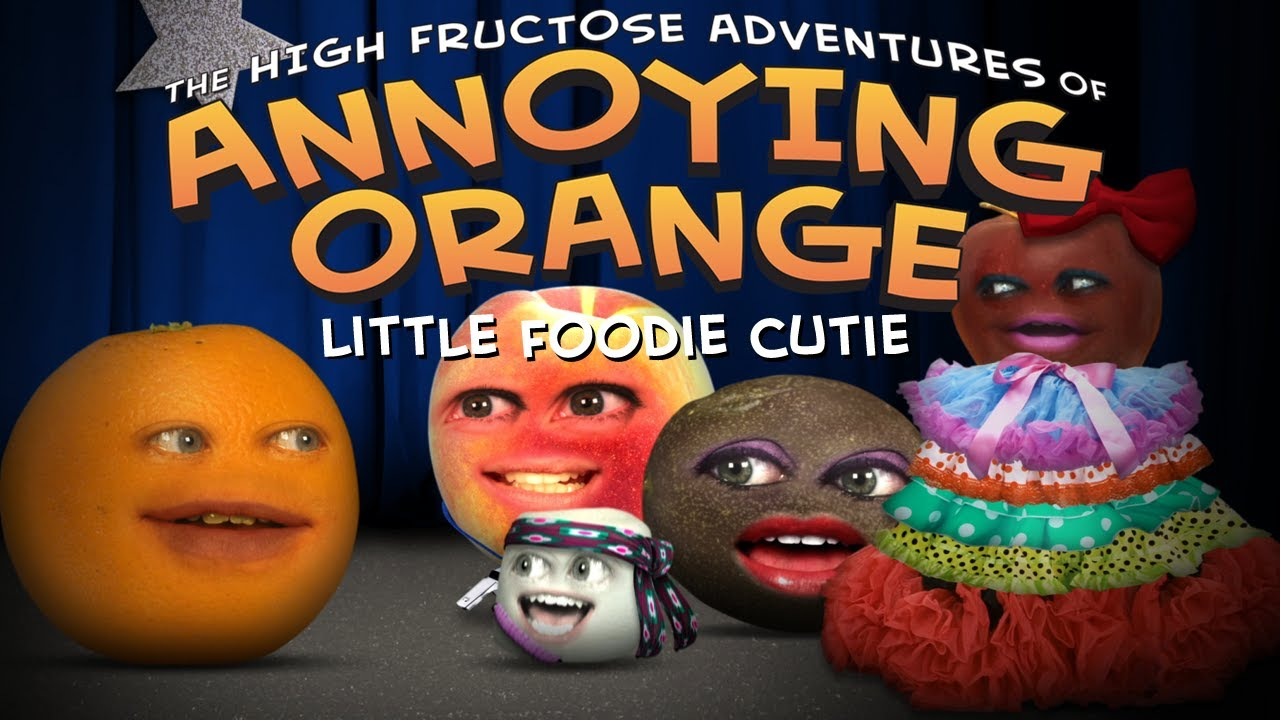 The High Fructose Adventures Of Annoying Orange Food Carnival