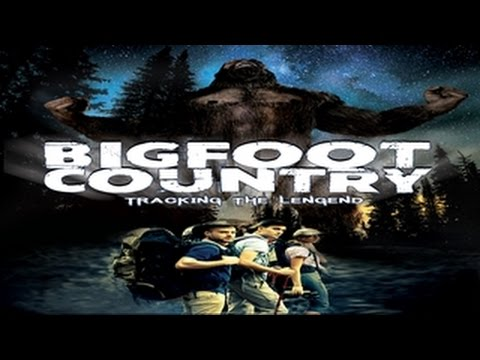 BIGFOOT COUNTRY - Sasquatch Territory Invaded! Campers Come Face to Face with the Wild Man!