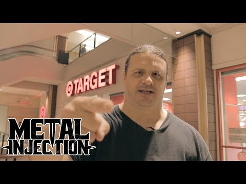 Corpsegrinder Of CANNIBAL CORPSE Loves Clearance Shopping At Target | Metal Injection
