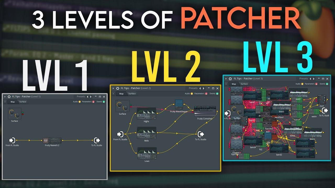 The Most Underrated Plugin - 3 Levels of Patcher