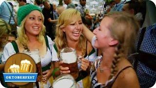 Kulturschock: kanadierinnen & aussies auf der wiesn | oktoberfest münchen - part 2/2
